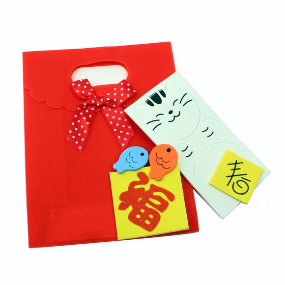 幸运春节福袋 - 艺趣幼儿手工