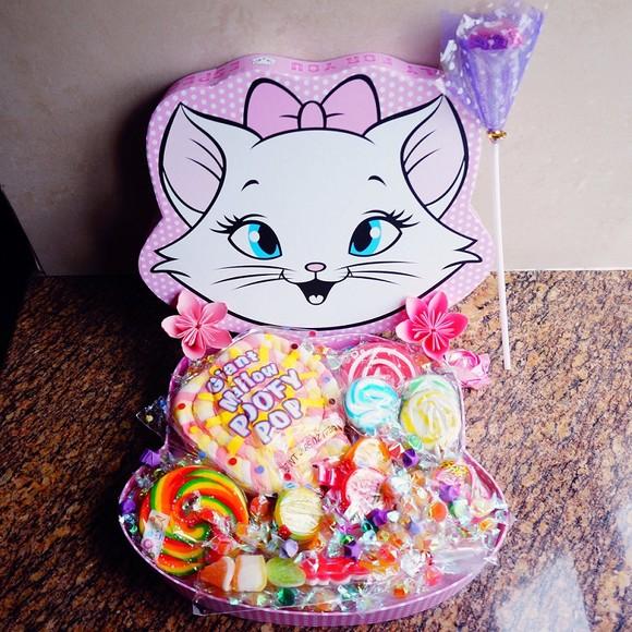 玛丽猫棒棒糖果礼盒