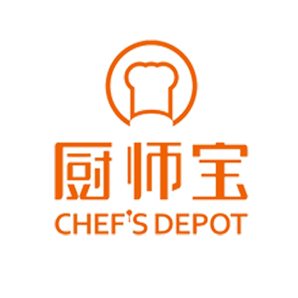 手绘厨具logo