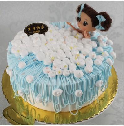 4寸小蛋糕图案