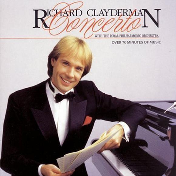 理查德·克莱德曼钢琴音乐会