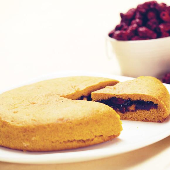 【3个包邮】 洗沙红饼 面包工坊大饼系列 中秋月饼 300g/个