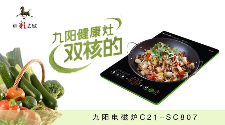 九阳电磁炉c21—sc807(2990积分可兑换)