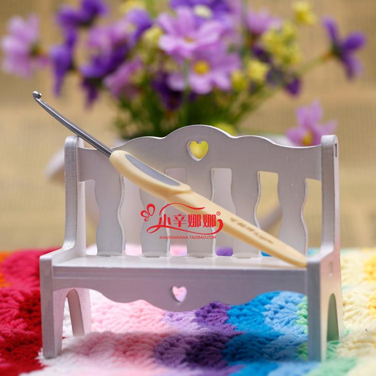 小辛娜娜 毛线编织波浪彩虹毯子宝宝手工盖被diy材料包 送视频