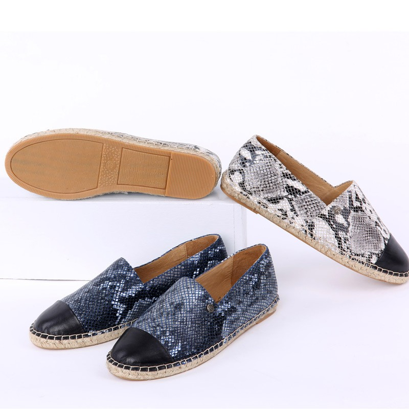 澳洲suttons ugg新款蛇皮渔夫鞋k59款