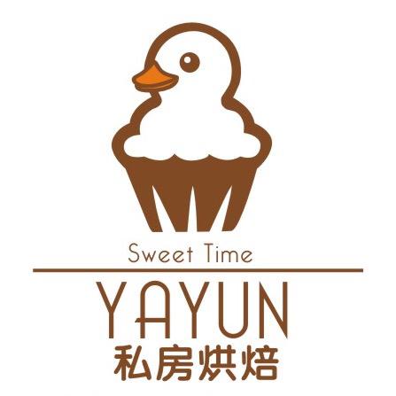 私房蛋糕可爱logo设计