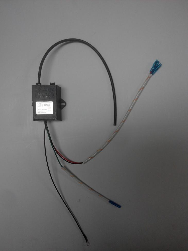 燃气灶脉冲点火控制器普通单炉硅胶线型