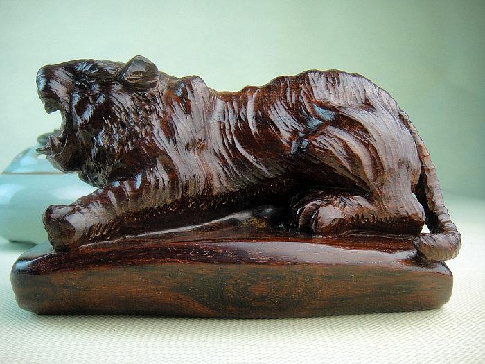 印度小叶紫檀木工艺品雕件