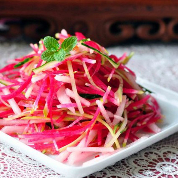【新年凉菜】肥肠必备醒酒又清口小大全-赛香菜谱炸胡椒的做法年饭图片